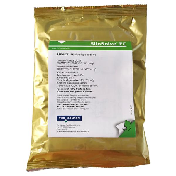 Εμβολιαστής Silosolve® FC για ενσίρωμα καλαμποκιού